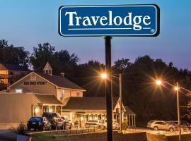 Travelodge by Wyndham Airport Platte City, hotel near Kansas City International Airport - MCI, Platte City