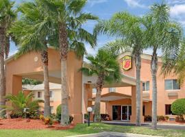 Super 8 by Wyndham Daytona Beach, hotel near Daytona Beach International Airport - DAB, Daytona Beach