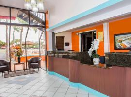 Howard Johnson by Wyndham Clearwater FL, motel in Clearwater