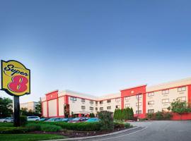 Super 8 by Wyndham Mahwah, hotel near Ramapo College, Mahwah