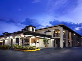 Knights Inn Orlando, hotel near Church Street Station, Orlando