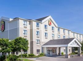 Super 8 by Wyndham Peterborough, hotel in Peterborough