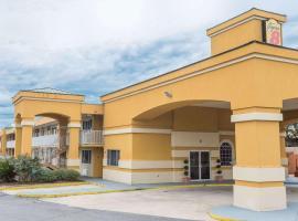 Super 8 by Wyndham Baton Rouge/I-10, motel in Baton Rouge