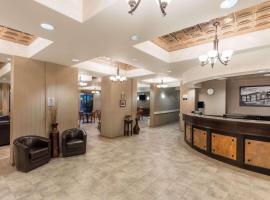 Super 8 by Wyndham Edson, hotel em Edson