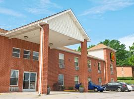 Super 8 by Wyndham St. Louis Airport, hotel near Lambert - St. Louis International Airport - STL,