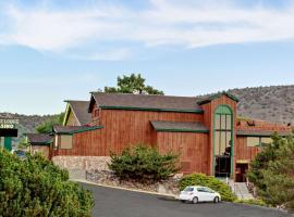 가드너빌에 위치한 호텔 Topaz Lodge