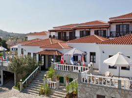 Διόνυσος, ξενοδοχείο στη Σκόπελο