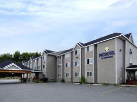 Eagle River Microtel, Hotel in Eagle River