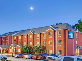 Microtel Inn & Suites by Wyndham Stockbridge/Atlanta I-75, hotel in Stockbridge