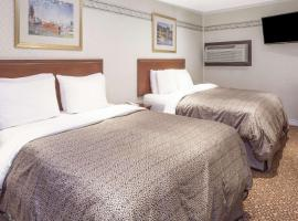 Knights Inn Kingston, hotel near Kingston Airport - YGK, Kingston