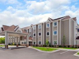 Microtel Inn & Suites by Wyndham Marietta, hotel in Marietta