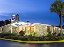 Knights Inn Punta Gorda, Hotel in der Nähe vom Flughafen Charlotte County - PGD,