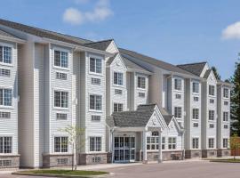Microtel Inn & Suites Sault Ste. Marie, hotel em Sault Ste. Marie