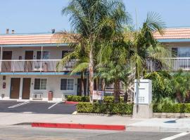 Travelodge by Wyndham Fullerton Near Anaheim, hotel near Hope International University, Fullerton