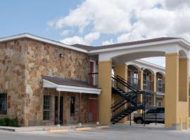 Super 8 by Wyndham San Antonio Near Fort Sam Houston, motel in San Antonio