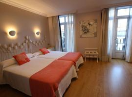 Hotel Alda Puerta Del Sol, hotel in Vigo
