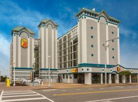 Super 8 by Wyndham Virginia Beach Oceanfront, hotel in Virginia Beach