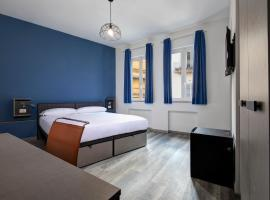 The RomeHello, hotel adaptado en Roma