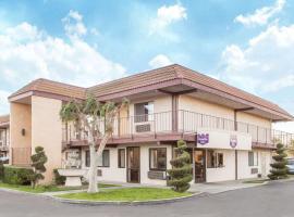 Knights Inn Madera, hotel in Madera