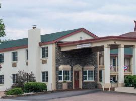 Knights Inn Colorado Springs Central, hotel near Pikes Peak Center, Colorado Springs