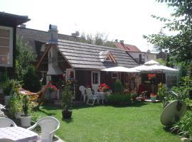 chatka, hotel near Lietava Castle, Rajecké Teplice