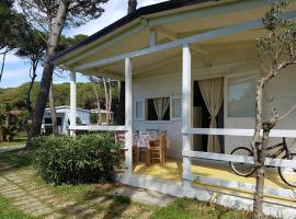 Campeggio Nettuno, pet-friendly hotel in Paestum