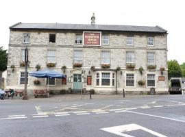 Radstock Hotel near Bath, hotel near Entry Hill Golf Club, Radstock