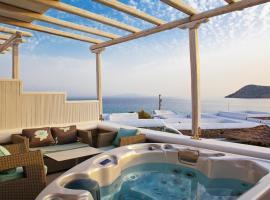 Arte & Mare Luxury Suites & Spa, מלון באליה ביץ'