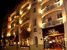 Hotel Pyrénées, отель в Андорра-ла-Велье
