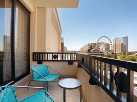 The American Hotel Atlanta Downtown-a Doubletree by Hilton, hotel in Atlanta