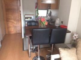 Apartamento Nataniel, hotel in Santiago