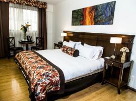 Hotel Mendoza, hotel in Mendoza