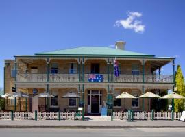The Richmond Arms Hotel, hotel in Richmond