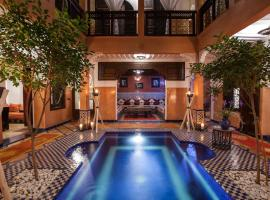 Riad Alaka, hotel in Marrakesh