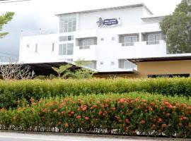 Chill House at Naiyang, отель в городе Най-Янг-Бич