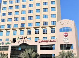 Best Western Plus Mahboula, hotel in Kuwait