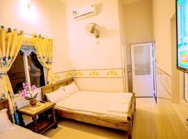Motel Thuyền & Biển, beach hotel in Ly Son