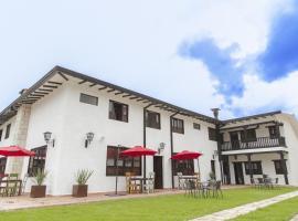 Casona Quesada, hotel in Suesca