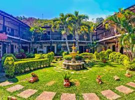 Hotel campestre Casona del Camino Real, hotel in San Gil