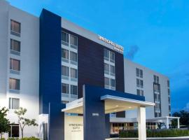 SpringHill Suites by Marriott Miami Doral, hotel em Miami