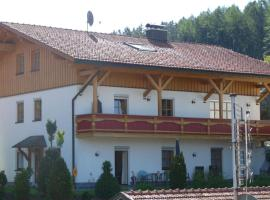Haus Ellerbeck, apartment in Bodenmais