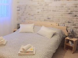 GUANTANAMERA Eco-Friendly Holiday Home, hotel dicht bij: glasmuseum Museo del Vidrio y Cristal, Málaga