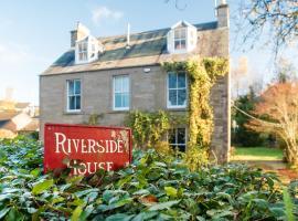 Riverside House, hotel in Blairgowrie