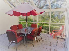 Seapines 606 Wildwood spa, villa in Hilton Head Island