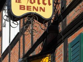 Hotel Benn, hotel near Berlin Olympic Stadium, Berlin