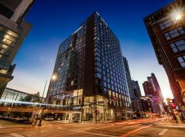 AC Hotel by Marriott Denver Downtown, hotel near Coors Field, Denver