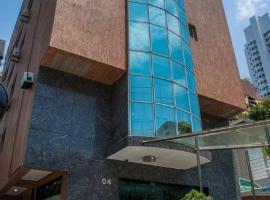 Atlantico Inn Apart Hotel, apartamento em Santos
