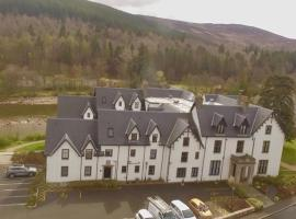 Montclaire, hotel in Ballater