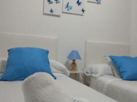 Apartamento Ezkubenea, hotel cerca de Puerto de Pasajes, Rentería