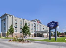 Hampton Inn By Hilton Omaha Airport, Ia, hotel near Eppley Airfield - OMA,